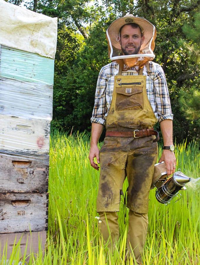 Tommy Van Horn, East Hill Honey