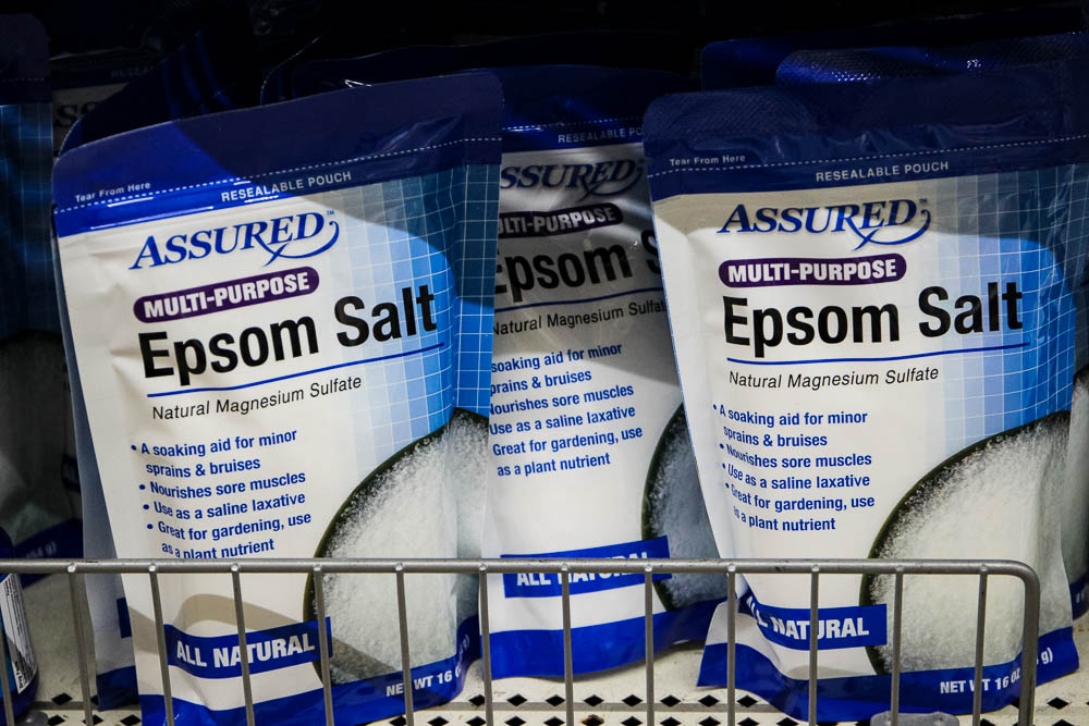 epsom salt is great at helping egg bound hends or relieving bumblefoot.